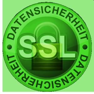 100% SSL Secure
